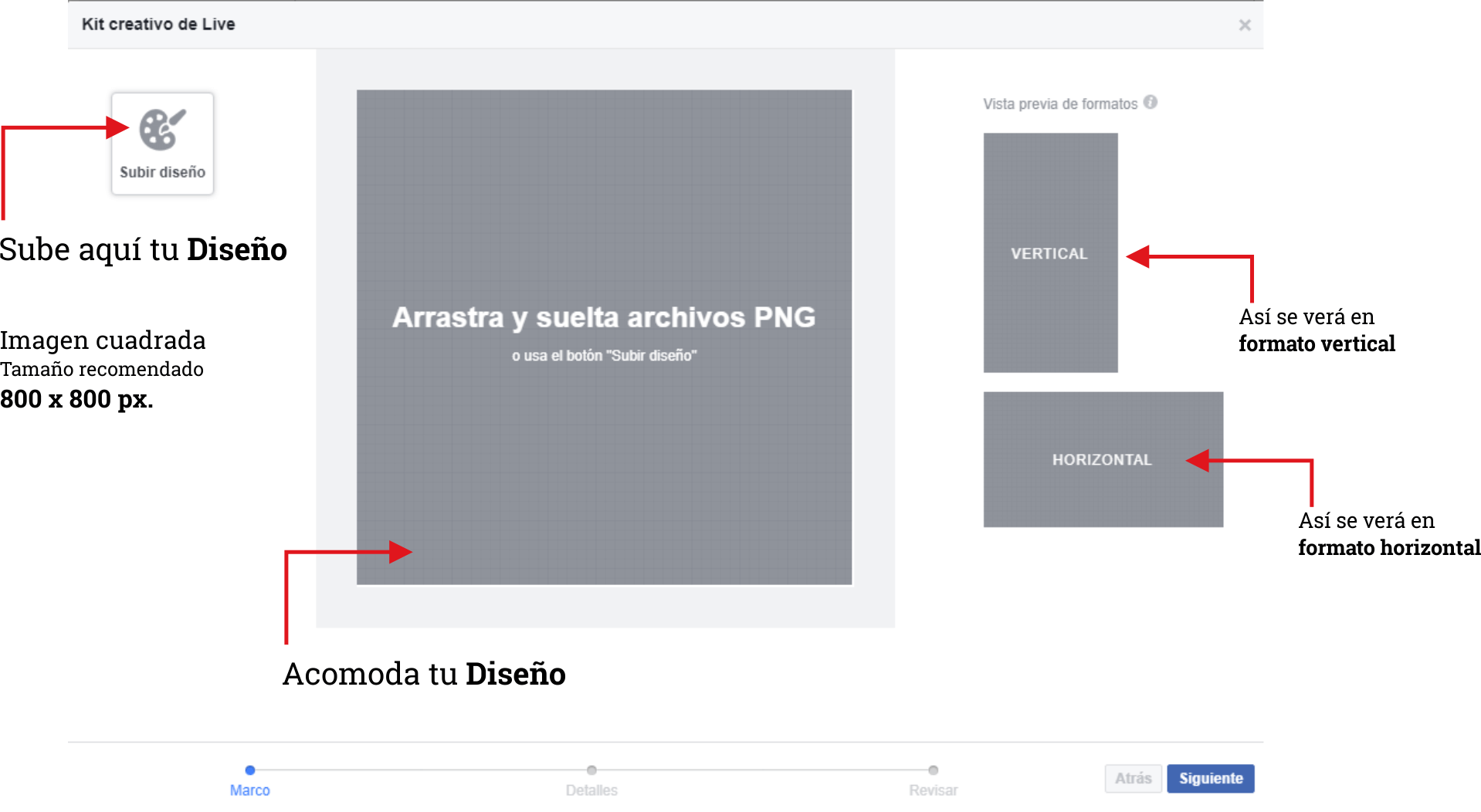 Facebook Live Creative Kit