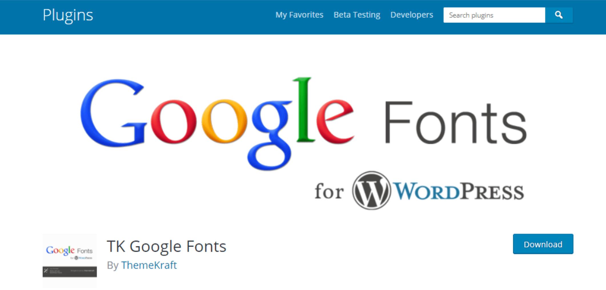 tipografías para blog